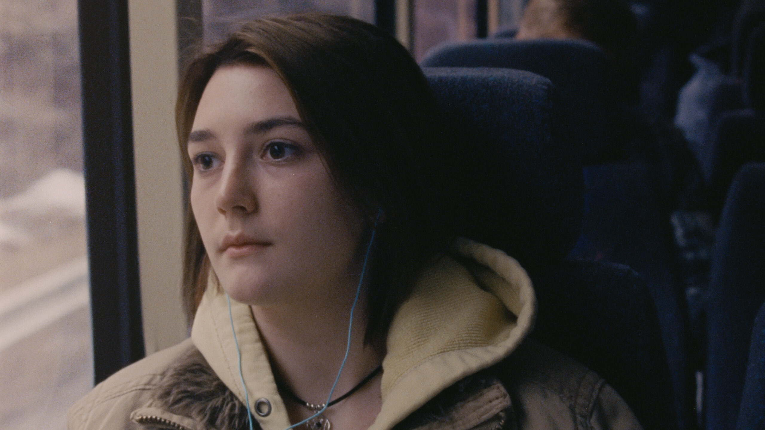 Sidney Flanigan stars as 17-year-old Autumn in <em>Never Rarely Sometimes Always. </em>