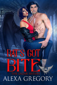 Book Cover: Bat's Got Bite
