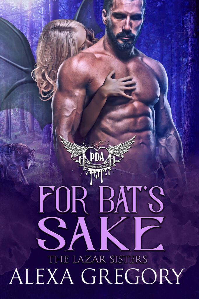Book Cover: For Bat's Sake