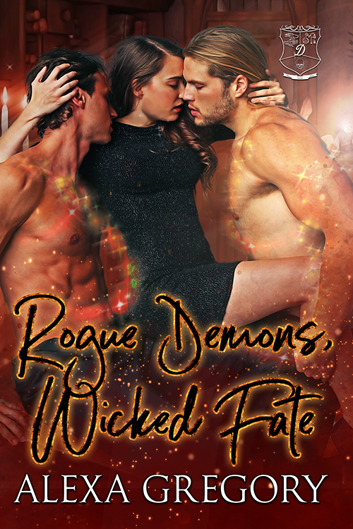 Book Cover: Rogue Demons, Wicked Fate