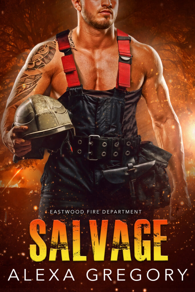 Book Cover: Salvage - Coming Soon