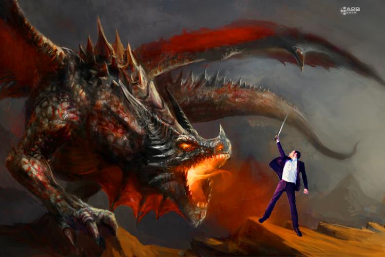 Slaying the #BigData Dragon for Enterprise Analytics