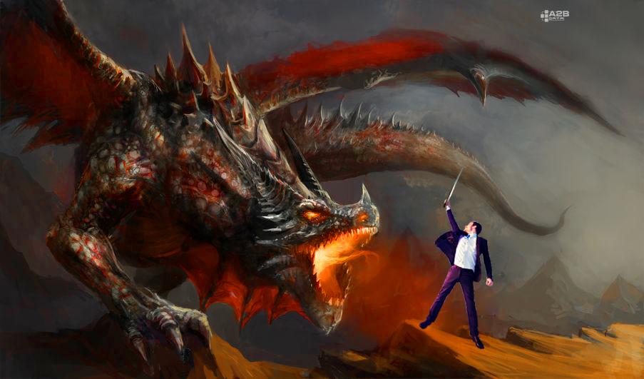 big data dragon