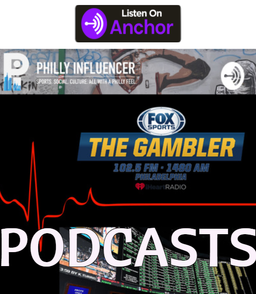 Philly Influencer Podcasts on Anchor