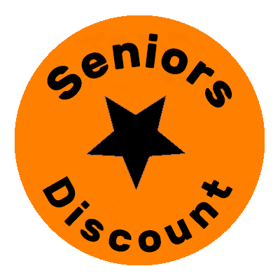 Special discount for seniors on any electrical service