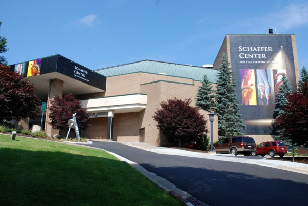 The Schaefer Center for Performing Arts
