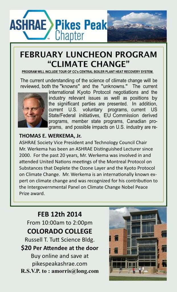 CTTC February 2014 Flyer