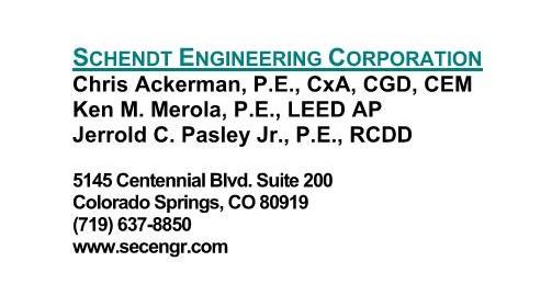 SSEC Business Card - ASHRAE 4/20/21