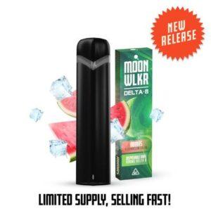 800 mg Moonwlkr Disposable Vape Watermelon Iced OG