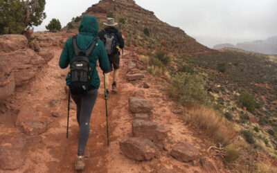 How Long Is The Grand Canyon Rim To Rim Hike?