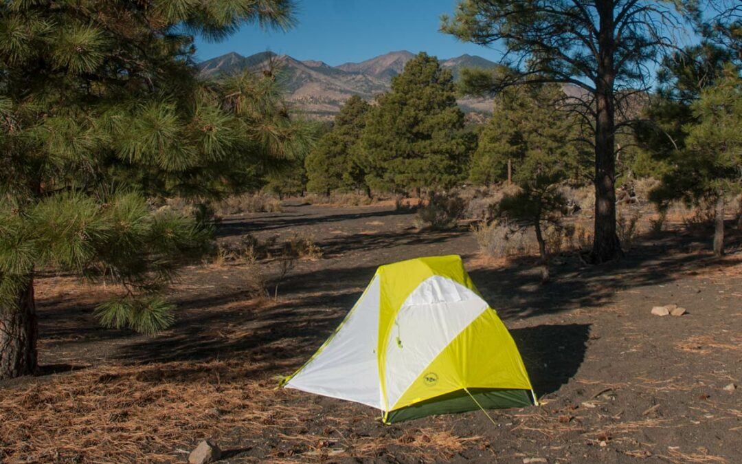 Flagstaff Free Dispersed Camping Spots