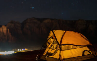 Sedona Free Dispersed Camping and Campgrounds Map