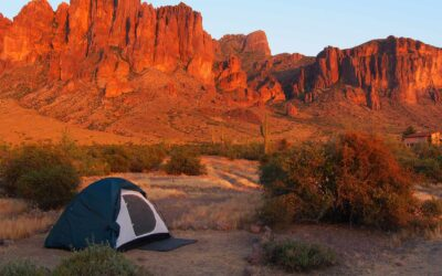 Tonto National Forest Free Dispersed Camping