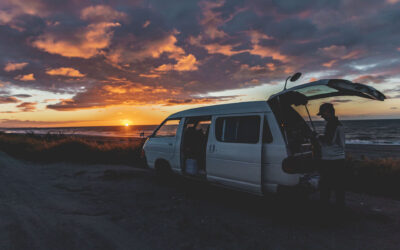 Van-Life-Cooking-with-Induction-Stove