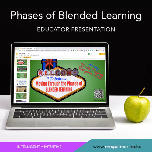 Phases of Blended Learning
