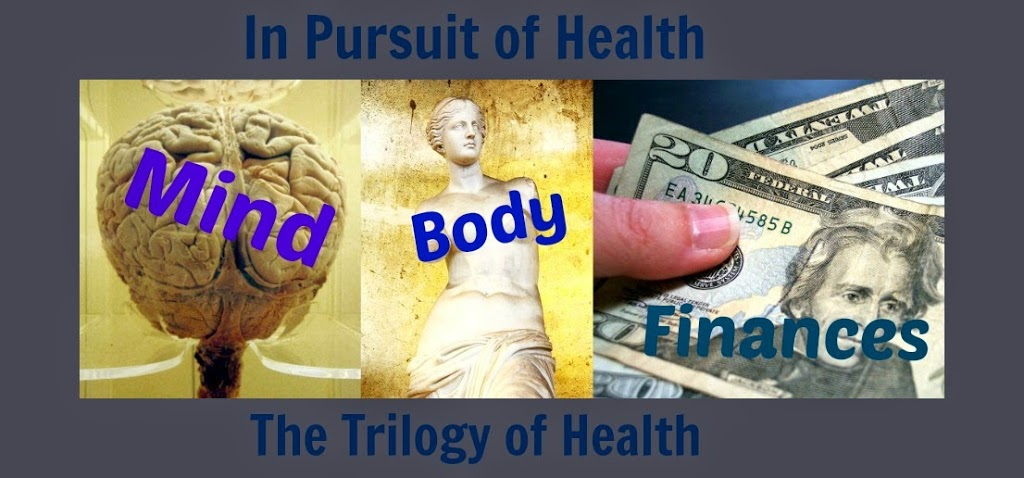 The Pursuit of Health: Mind, Body, and Finance - The Trilogy of Health