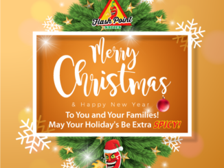Merry Christmas from Flash Point