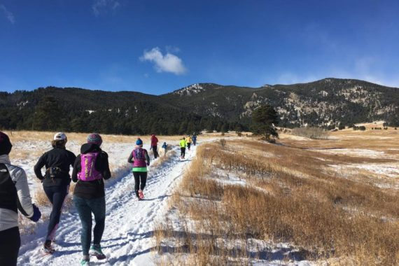 Add Some Fun to Your Outdoor Winter Training