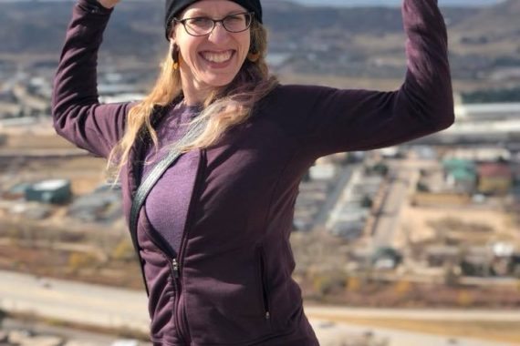 Getting to Know the Roost: Runners Roost Aurora Manager Jess Broadwell