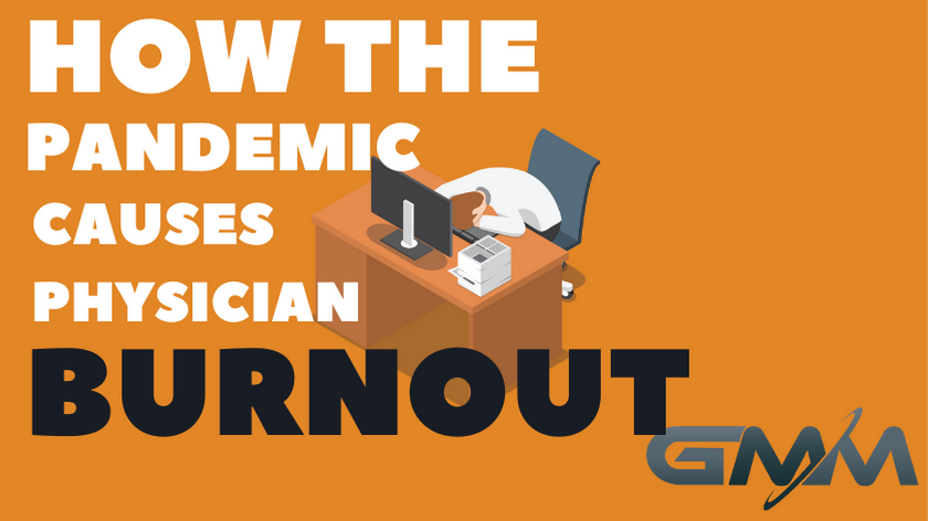 How a Pandemic Causes Physician Burnout