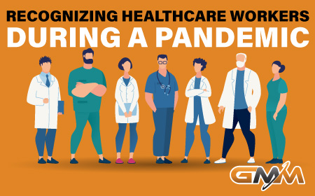 Recognizing Healthcare Workers During a Pandemic