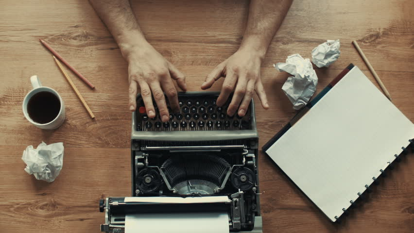 Typewriter - the importance of great content