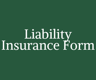 Liability Insurance Form