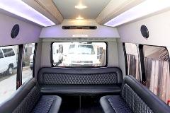 12-13 Passenger Limo Bus