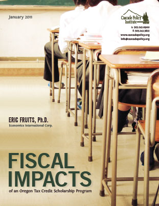 Fiscal Impacts of an Oregon Tax Credit Scholarship Program