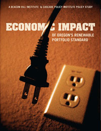 New Study: Forcing Oregonians to Purchase Renewable Energy Proves Costly