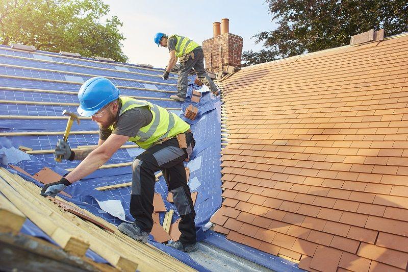 new roof installation cm