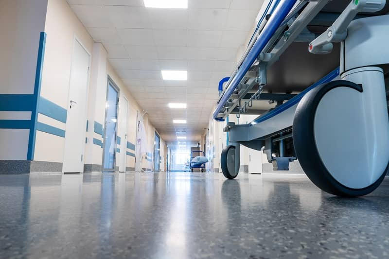 Oregon Is Stopping Hospital Construction for Your Own Good cm