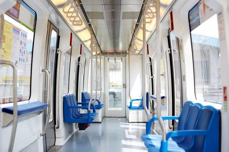 TriMet Zombie Light Rail Project-cm