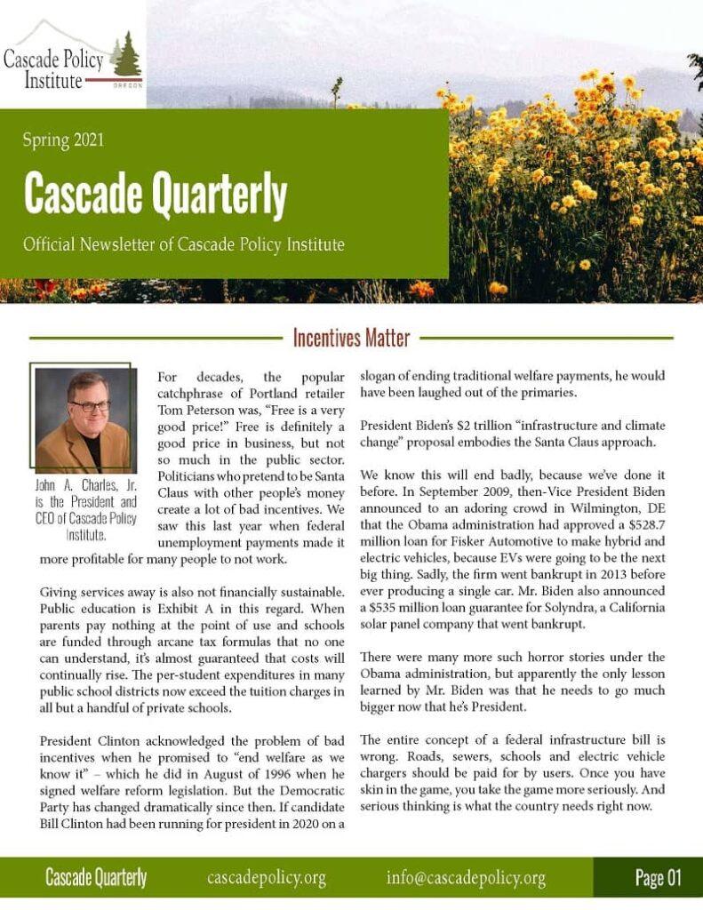 Cascade Quarterly Spring 2021-cm