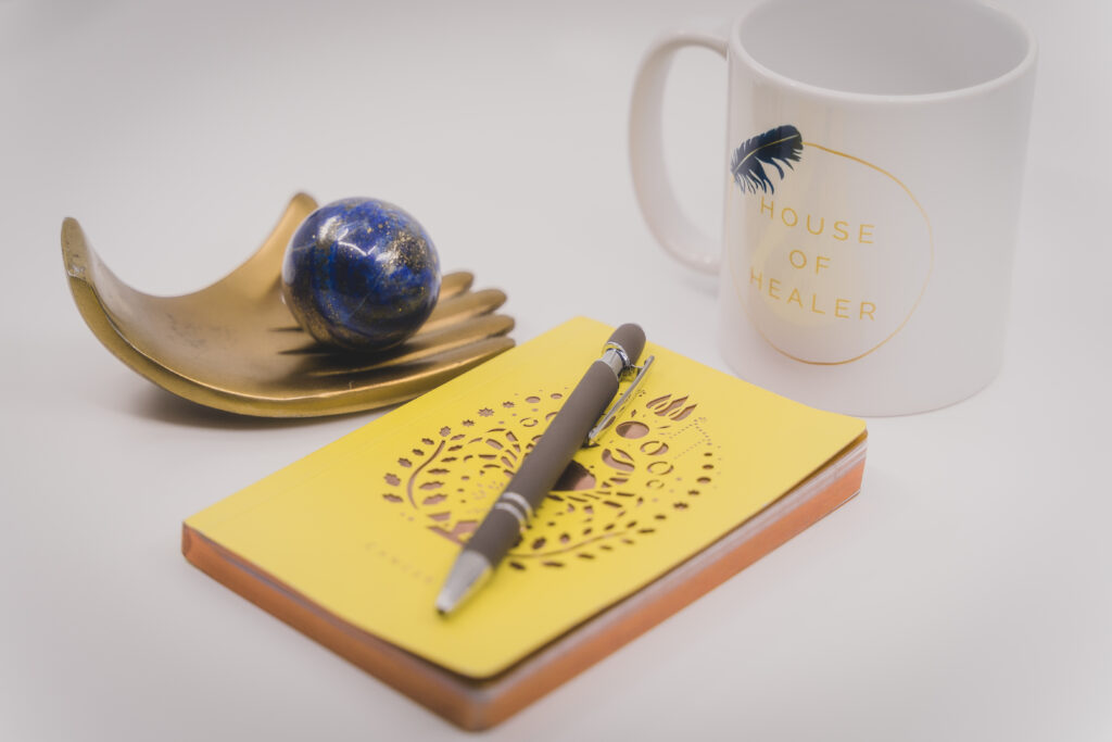 Journaling Happiness_House of Healer