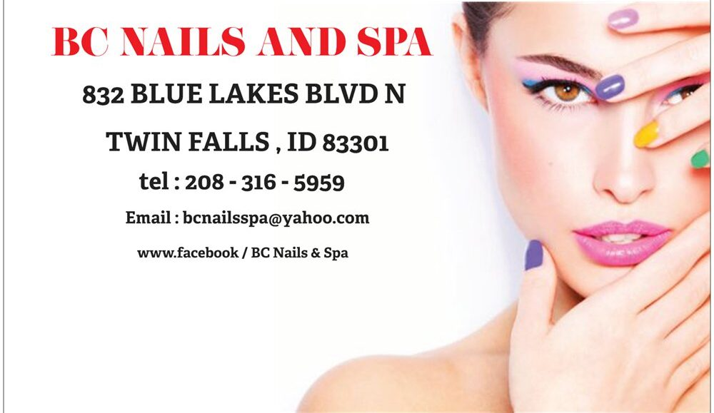 BC NAILS AND SPA . Online Check-ins . Spa The Wait !