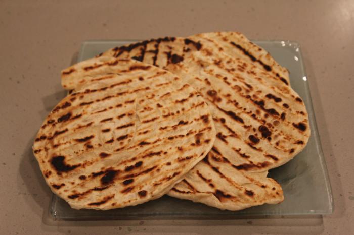 Flaky Bread from Bon Appetit