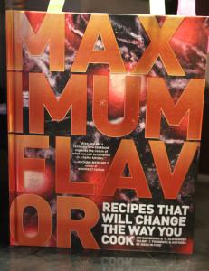 Cookbook Review: Maximum Flavor