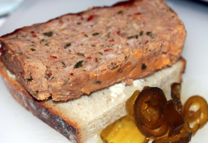 Meat Loaf Sandwiches
