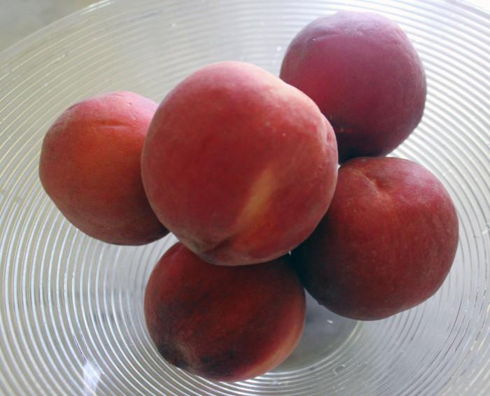 Peach Agua Fresca