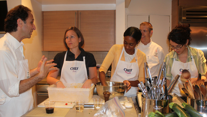 Coming Up: How To Enjoy Cooking In Groups