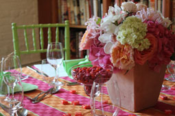 Bridal Showers at Cooking By The Book