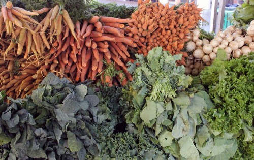 Farmers Market Events at Cooking by the Book