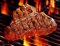 Grilling a Steak and Maximizing Meat Flavor