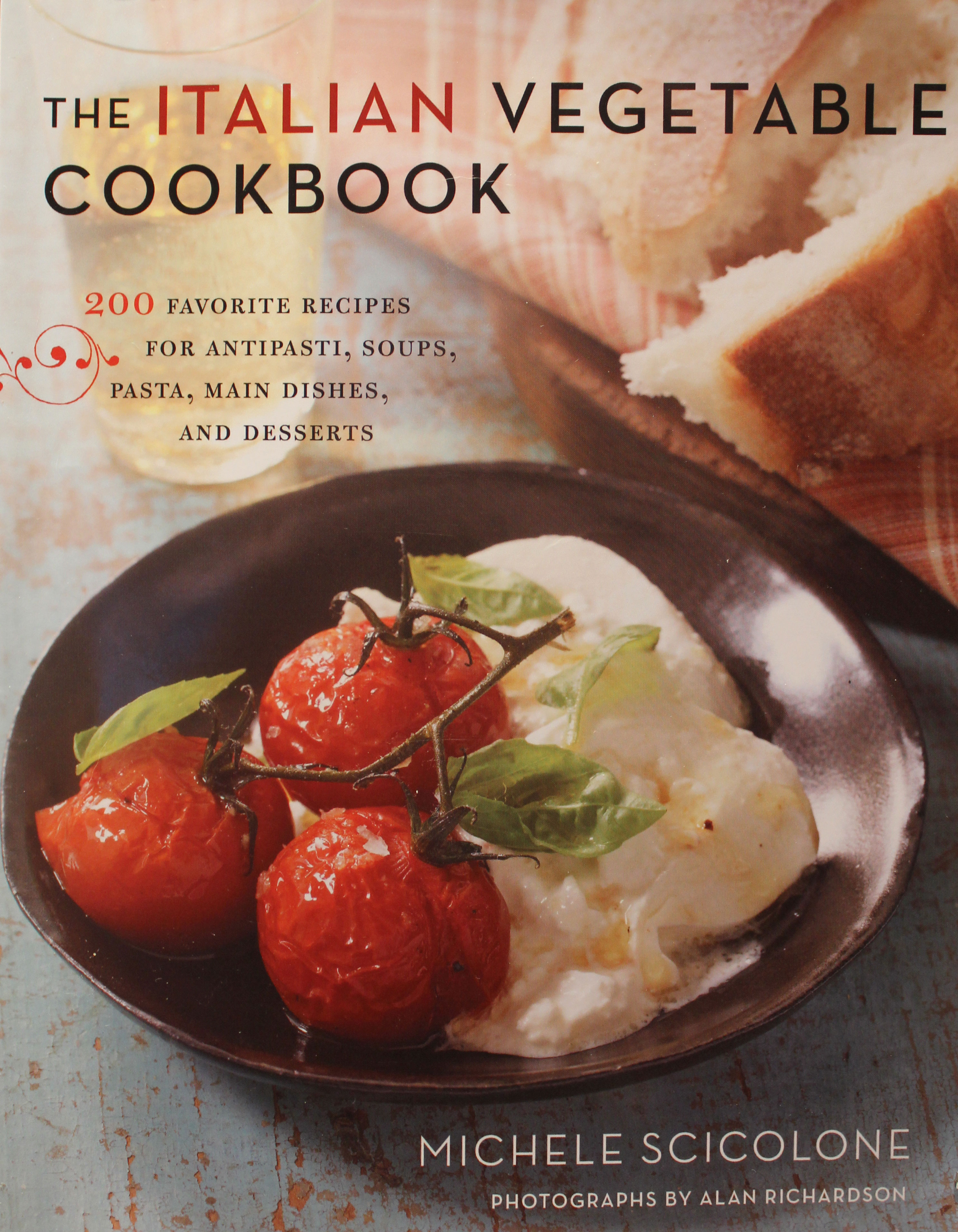 TBT Cookbook Review: The Italian Vegetable Cookbook