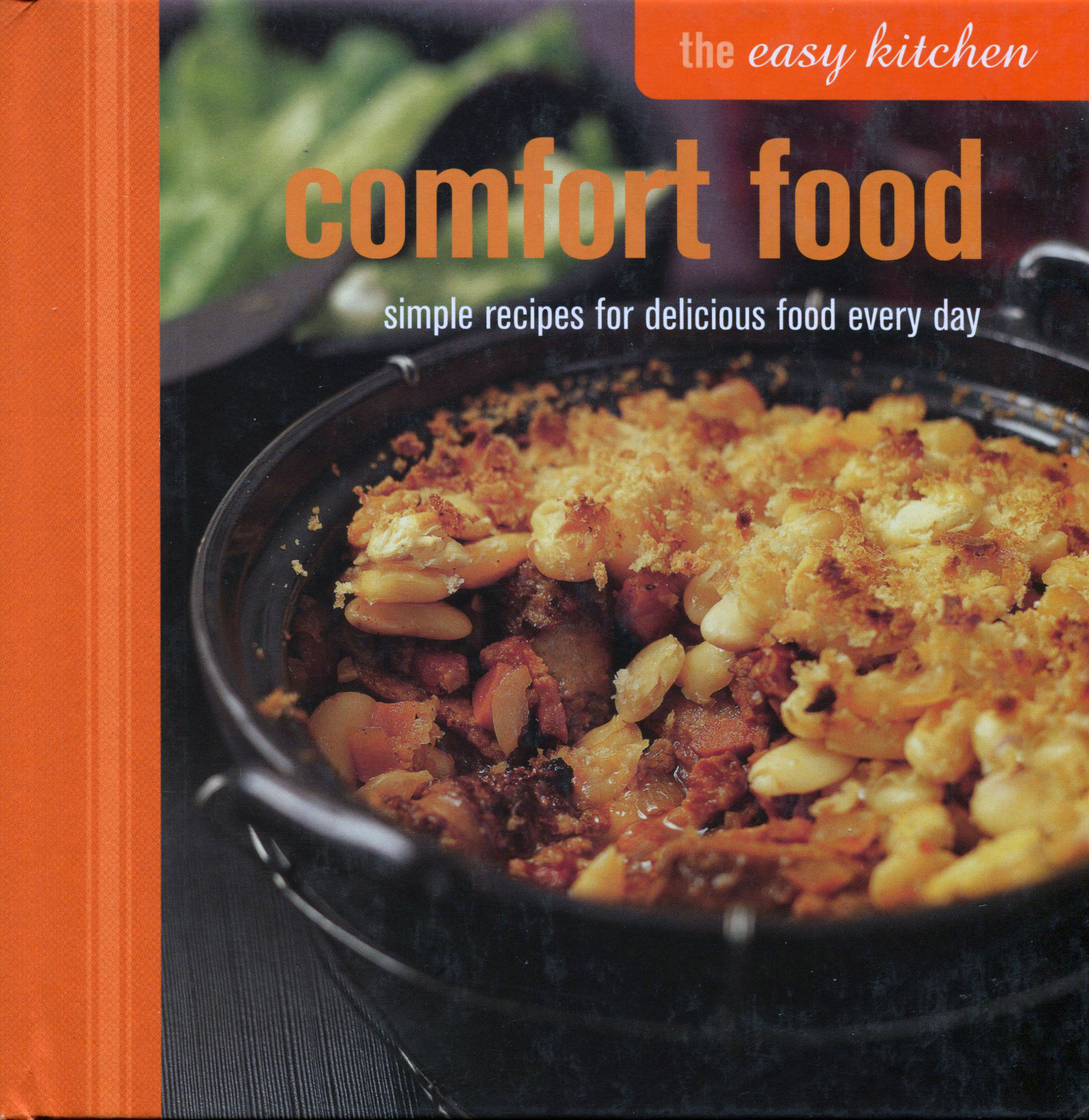 TBT Cookbook Review: Comfort Food from Ryland Peters