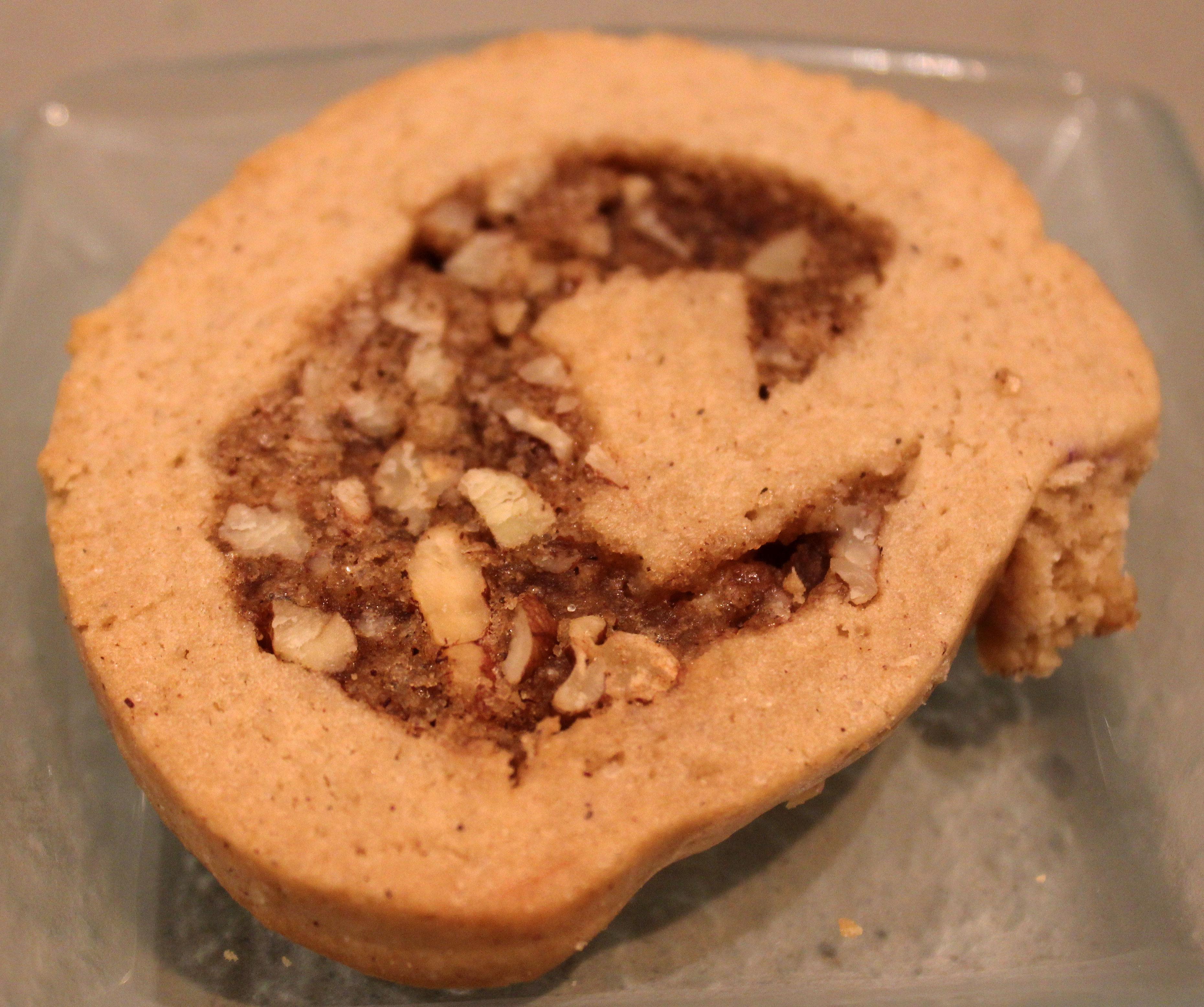 Cinnamon Sugar Roll Cookies