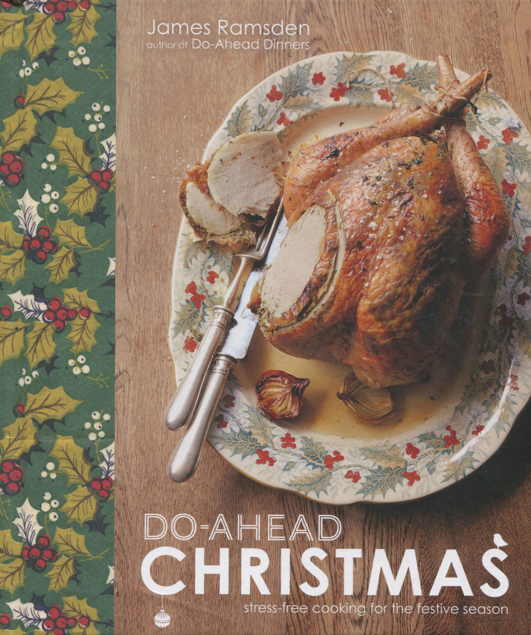 TBT Cookbook Review: Do-Ahead Christmas