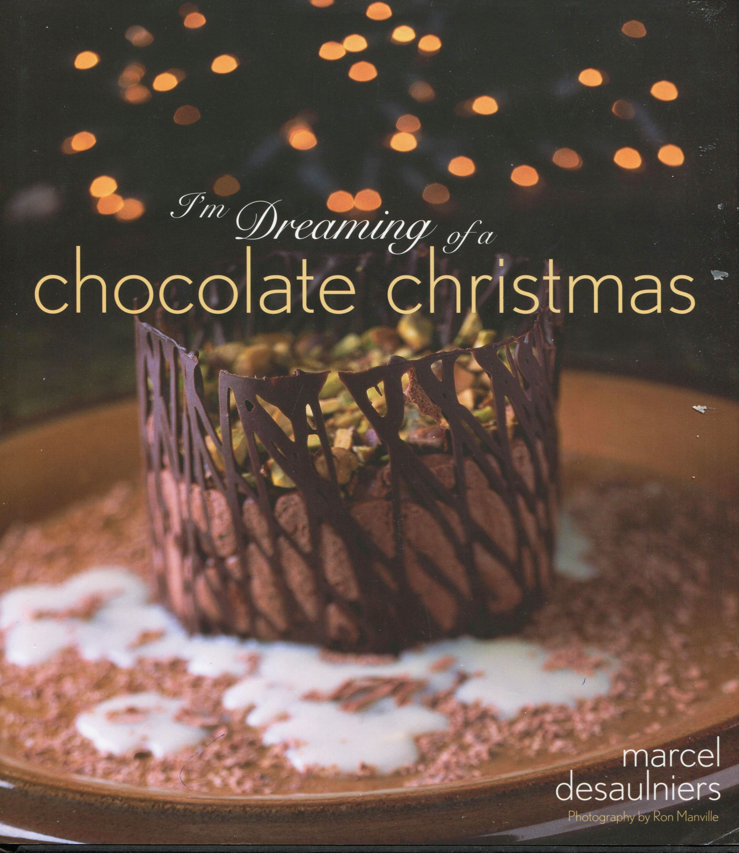 TBT Cookbook Review: I'm Dreaming of a Chocolate Christmas by Marcel Desaulniers