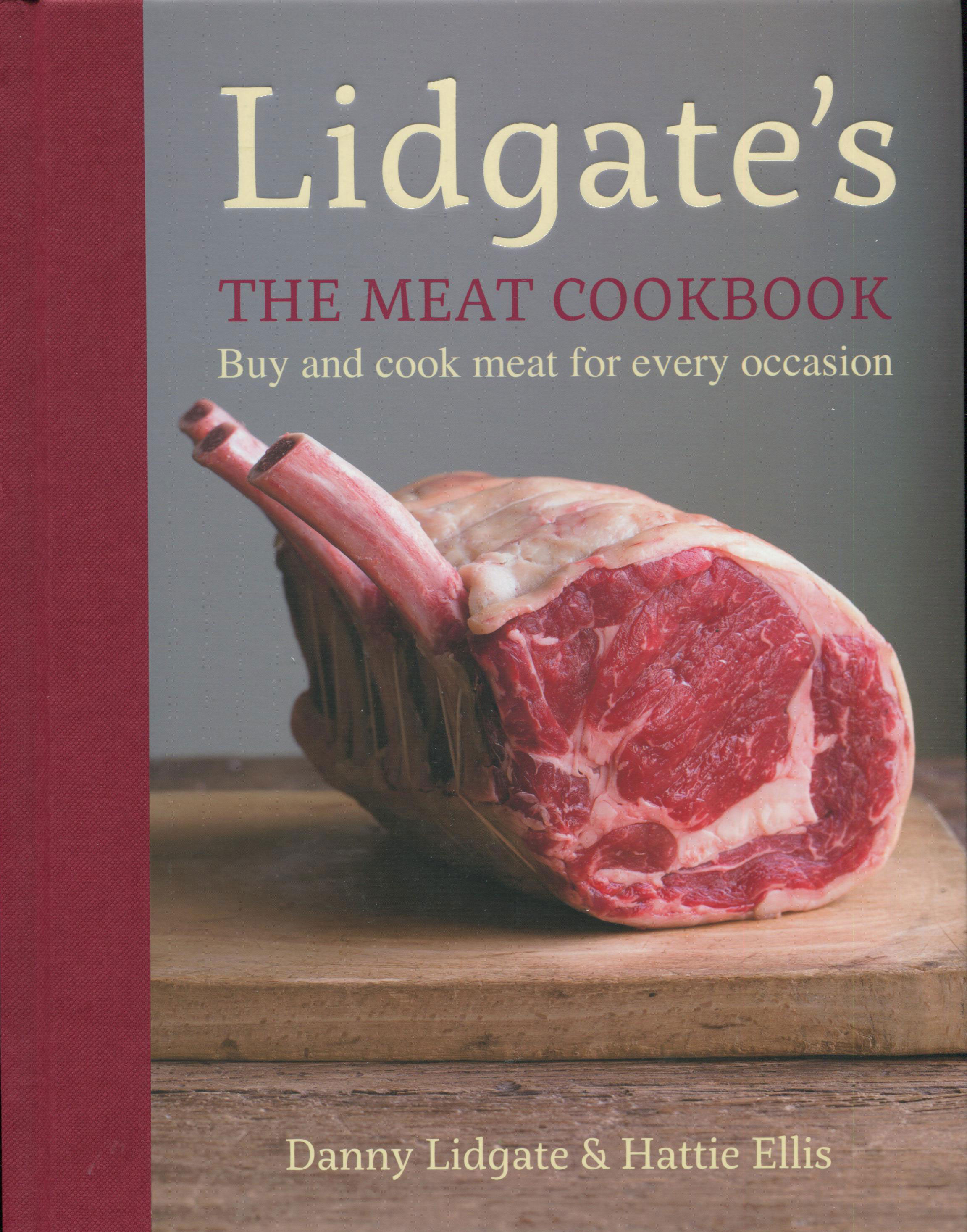 TBT Cookbook Review: Lidgate's, The Meat Cookbook